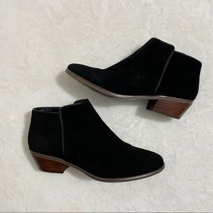Crown Vintage Shoes - Crown Vintage Tabitha Black Booties